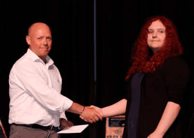 Students Receive Award